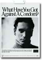AIDS Education Posters Collection - University of Rochester, USA
