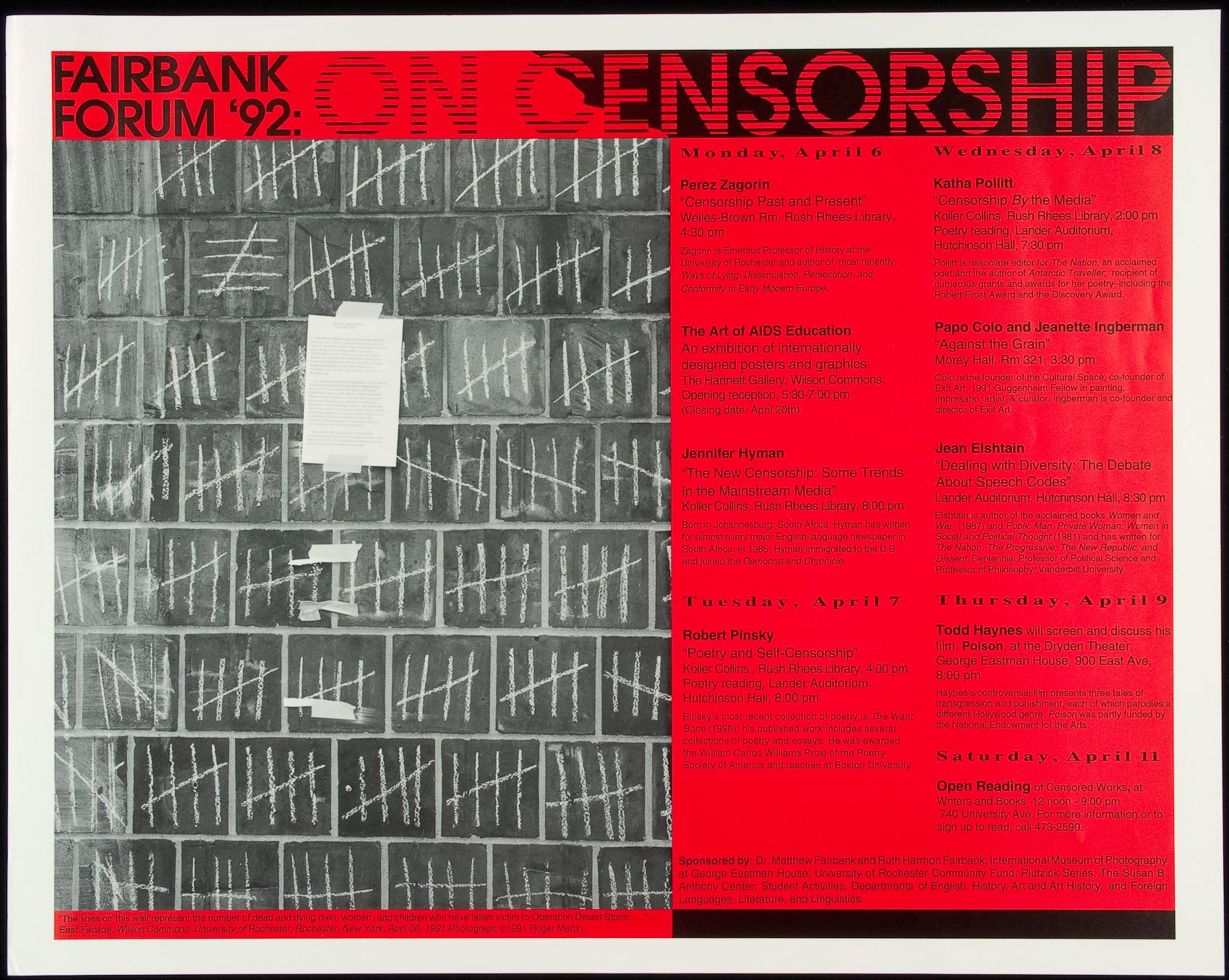 the censorship debate The censorship debate essays: over 180,000 the censorship debate essays, the censorship debate term papers, the censorship debate research paper, book reports 184 990 essays, term and research papers available for unlimited access.