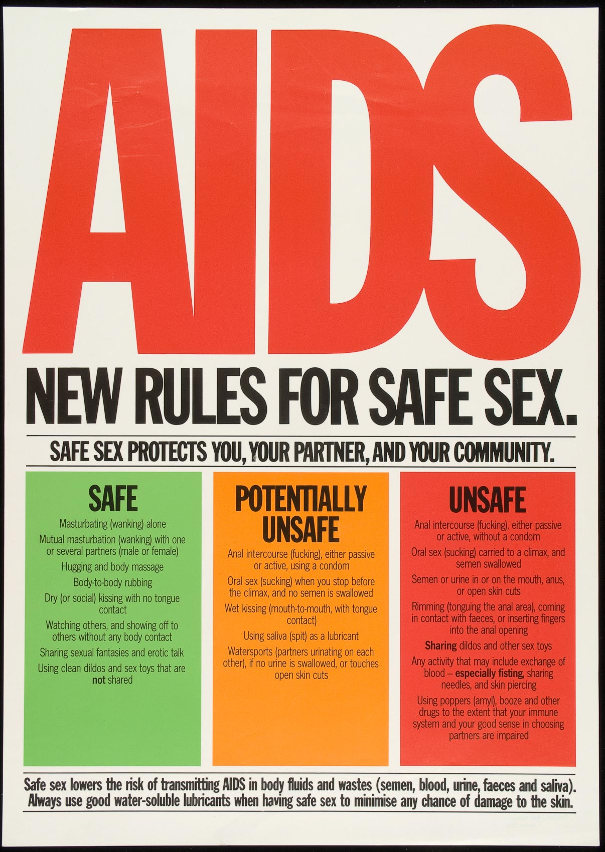 safe sex sites