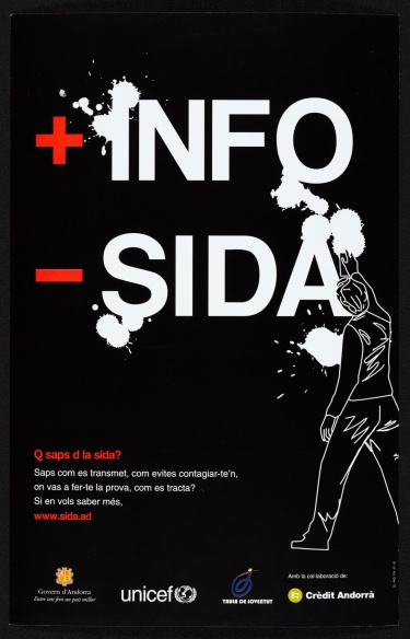 Poster of +INFO -SIDA