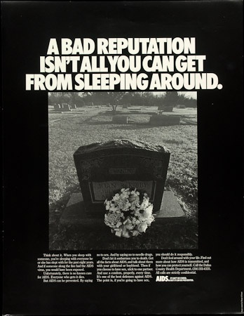 Poster of Bad reputation isn't all you can get from sleeping around.