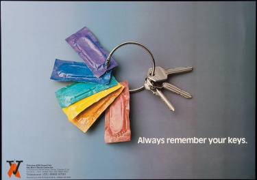 Poster of Always remember your keys