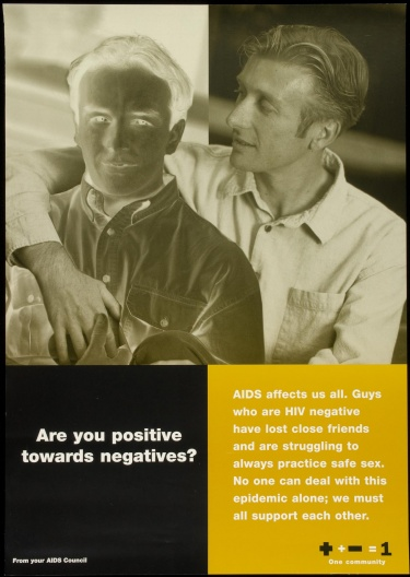 Poster of Are you positive toward negatives?
