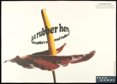 Poster of Be a rubber hero.