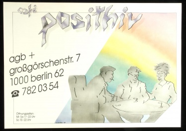 Poster of Café posithiv