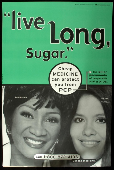 Poster of Live long, sugar