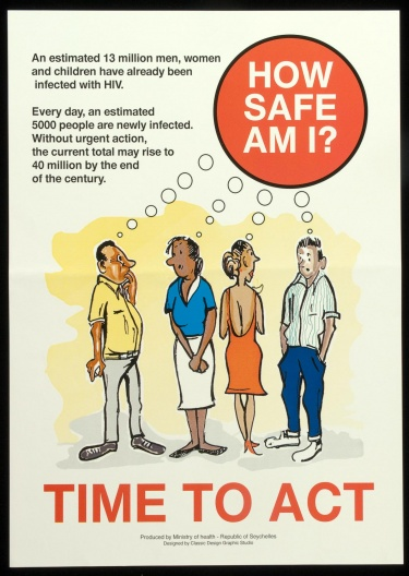 Poster of How safe am I? Time to act