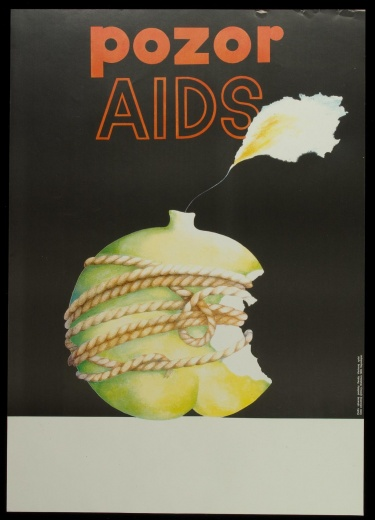 Poster of Pozor AIDS