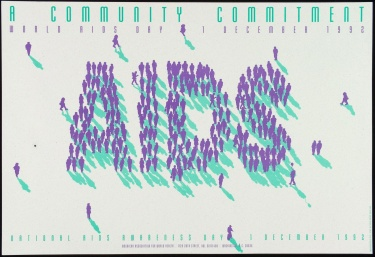 Poster of Community commitment