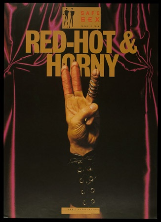 Poster of Red-hot & horny.