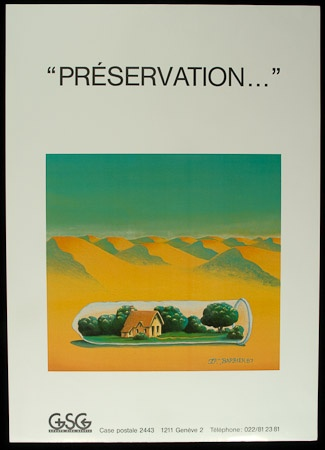 Poster of Preservation...