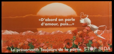 Poster of D'abord on parle d'amour, puis…