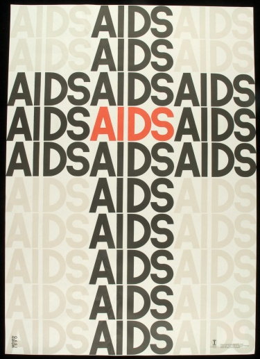 Poster of AIDS